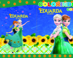 Revistinha - Frozen Fever