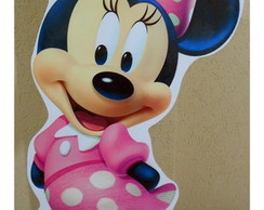 Display Festa Infantil Minnie Rosa