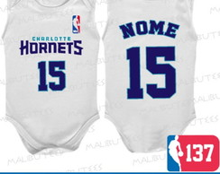 Body Regata New Orleans Hornets Basquete