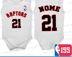 Body Regata Toronto Raptors Basquete Nba