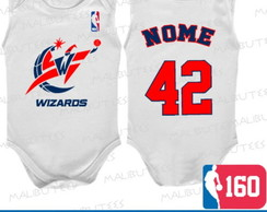 Body Regata Washington Wizards Basquete