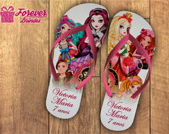 CHINELO PERSONALIZADO -monster high