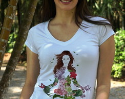 Blusa Yoga Expect Nothing