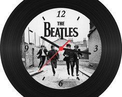 Rel�gio de Vinil - A Hard Day's Night