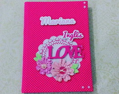 Caderno Brochura Universit�rio Love