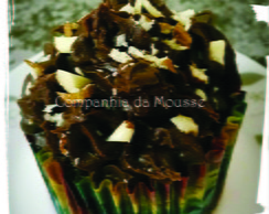Mini Cupcake com Am�ndoas ou Nozes