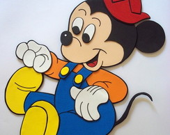 Mickey Baby c/ 50 cm altura - Painel