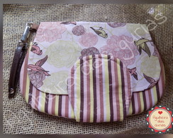 Clutch Case Beija-flor