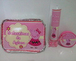 Kit Festa Infantil Peppa Pig 3 Pe�as