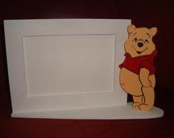 Porta-retrato Ursinho Pooh
