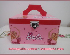 Maleta MDF BARBIE