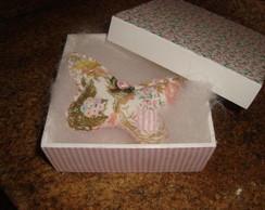 Caixa sachet borboleta