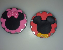 LEMBRAN�A BISCUIT MINIE /MICKEY NA LATA