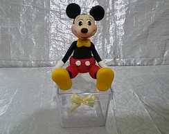 caixa acril�ca mickey biscuit