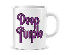 Caneca - Deep Purple - Rock