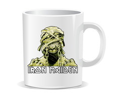 Caneca - Iron Maiden - Rock