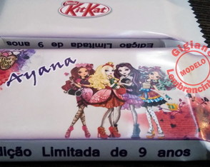 Chocolate Kit Kat Ever After High