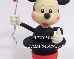ENFEITE DE MESA DO MICKEY