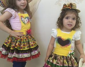 Jardineira caipira infantil dalili store baby elo7 for Jardineira infantil c a
