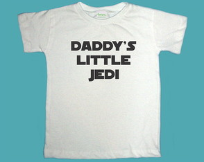 Daddy's Little Jedi