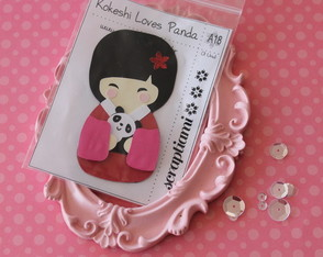 kokeshi-loves-panda-a18-scrapbooking