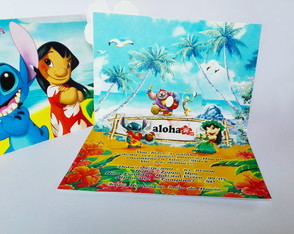 convite-lilo-e-stitch-havaiana-pop-up-convite-pop-up