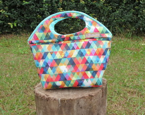 Lunch Bag Tri�ngulos