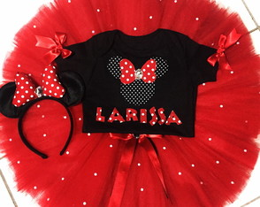 CONJUNTO MINNIE 2
