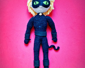 Cat Noir de Croch�