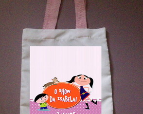Eco Bag O Show da Luna