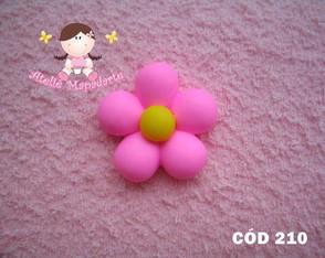 C�d 210 Molde Flor gorda P