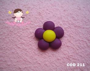 C�d 211 Molde de flor