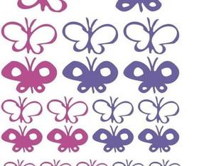 Adesivos Decorativos - Borboleta 8