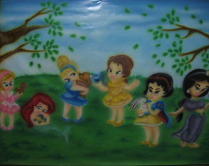 painel-princesas-baby