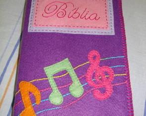 Capa para b�blia - Can��o de Amor