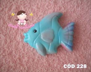 C�d 228 Molde de peixe