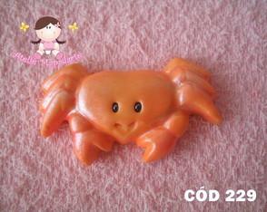 C�d 229 Molde de caranguejo