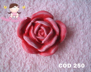 C�d 250 Molde de rosa M