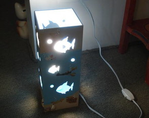 luminaria-infantil-fundo-do-mar