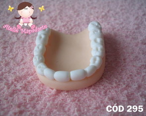 C�d 295 Molde de dentadura G