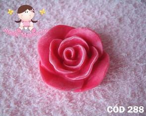 C�d 288 Molde de rosa P
