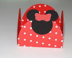 MM9 - Forminha Minnie