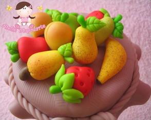 C�d 352 molde de mini frutas