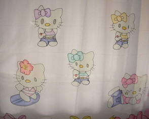 cortina-infantil-hello-kitty