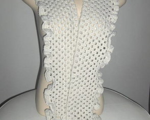 cachecol-scarf-crochet-nude