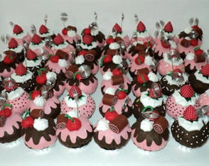 Lembrancinha Cupcake
