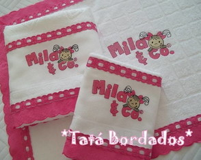 Kit Mila - 07pe�as