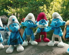 painel-smurfs