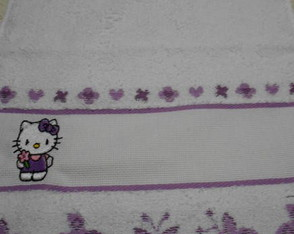 toalha-infantil-hello-kitty