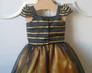 vestido-bee-movie-abelhinha